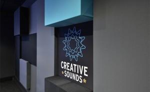 Studio bouwen Sound Bioscoop