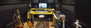 Studio bouwen
