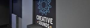 Studio bouwen sounds bioscoop