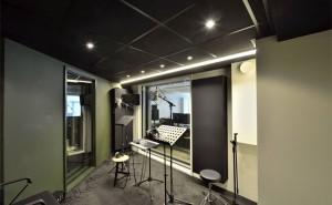 Studio bouw Raygun