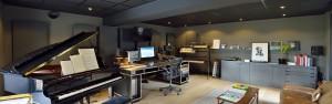 Studio bouwen Raygun
