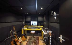 Studio bouw