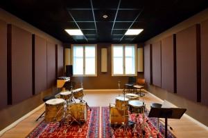 Studio bouwen ArtEZ conservatorium