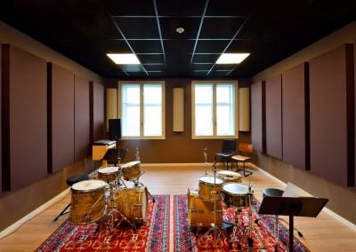 Conservatorium ArtEZ Maatwerk Oefenruimtes voor Jazz en Pop