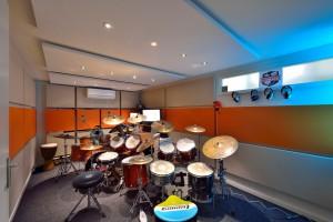 Drumcabine Drumschool