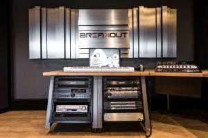 Studio bouw Breakout