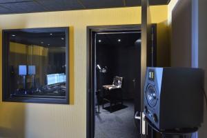 Studio bouwen creative sounds