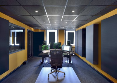 Nieuwe opname studio's Creative Sounds Hilversum