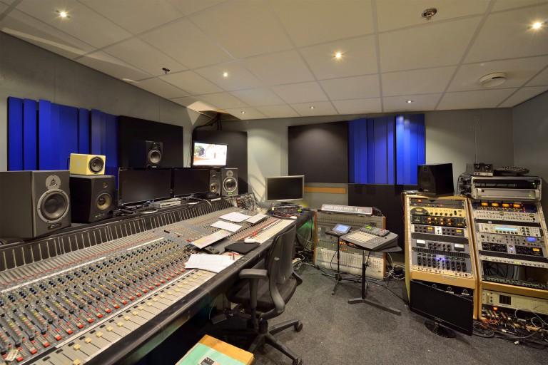 Muziekgieterij Maastricht oefenruimtes