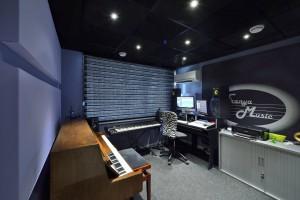 Studio bouwen Franya Music