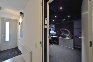 Studio bouwen Franya Music Mutrox