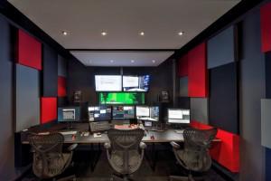 Studio bouwen studiocomplex