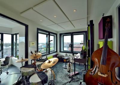 Privé studio in Haarlem