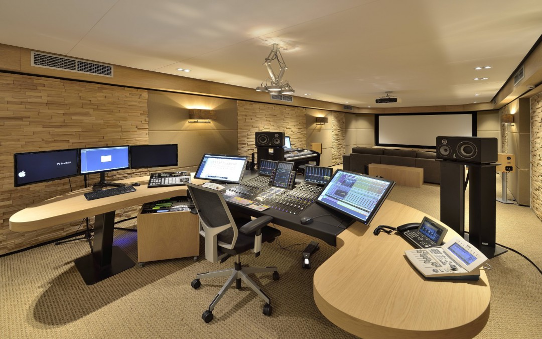 Thuisstudio voor bestaande klant in Hilversum