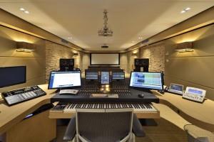 Studio bouwen thuisstudio