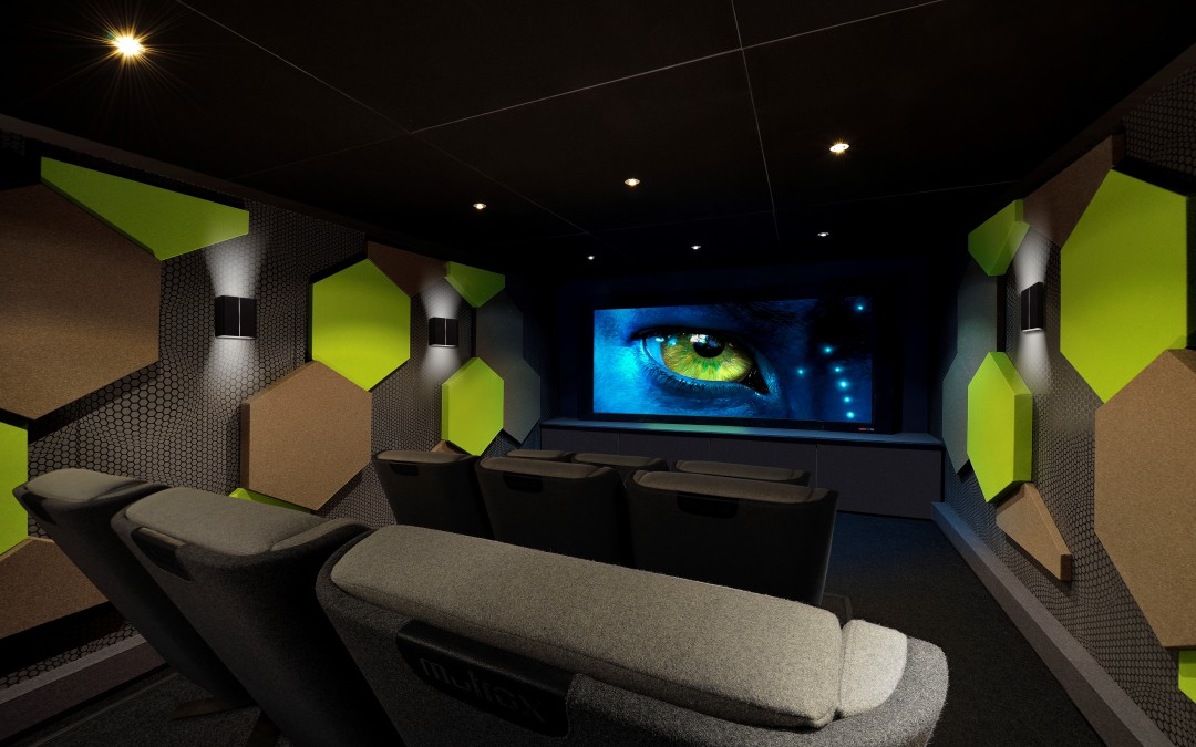 Bowers & Wilkins thuisbioscoop ISE 2015